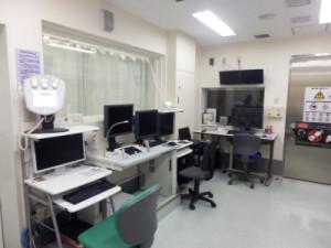Image01:放射線室